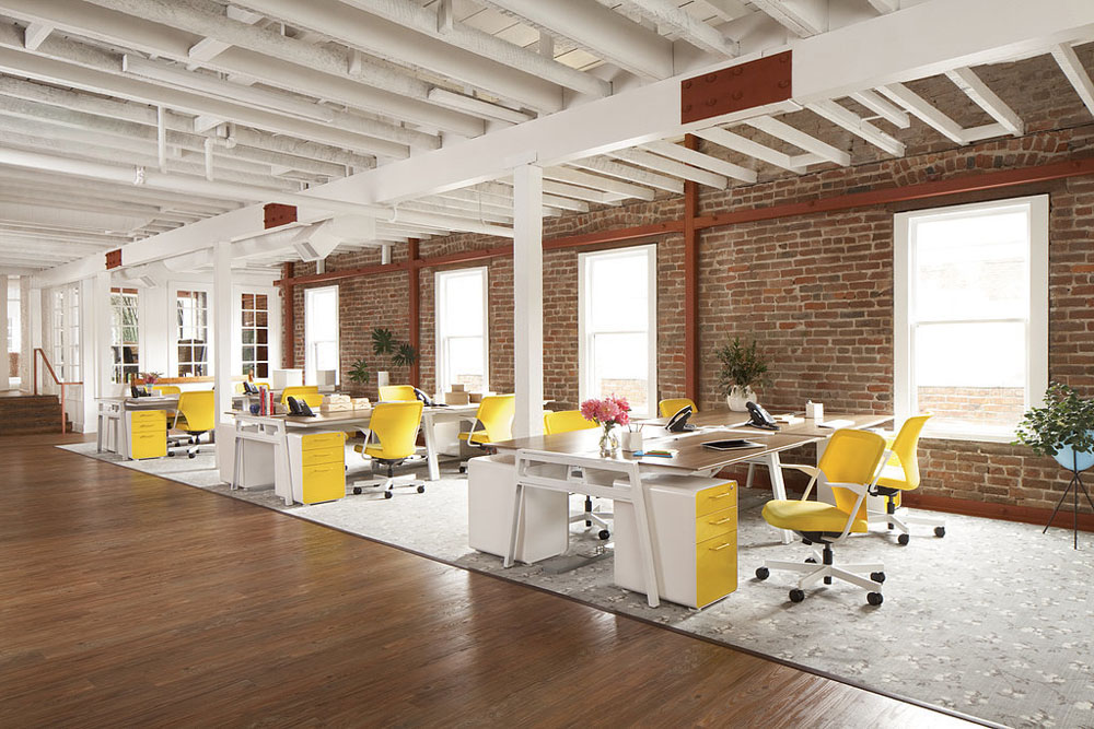 How Office Design Can Influence Productivity