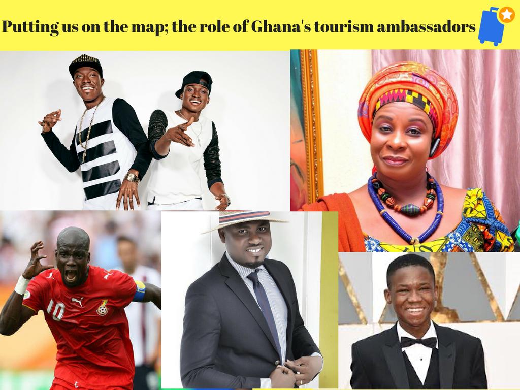 Putting Us On The Map The Role Of Ghanas Tourism Ambassadors