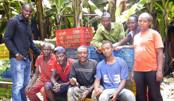 Kenya Young People Are Rediscovering That Farming Can Pay Ghana Talks Business
