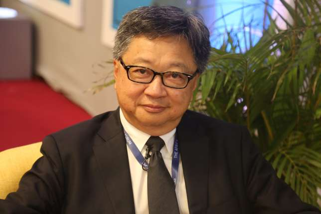 Alain Law Min, CEO, Mauritius Commercial Bank