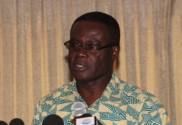 Photo: Mr. Baah Wadieh (Acting Government Statistician)