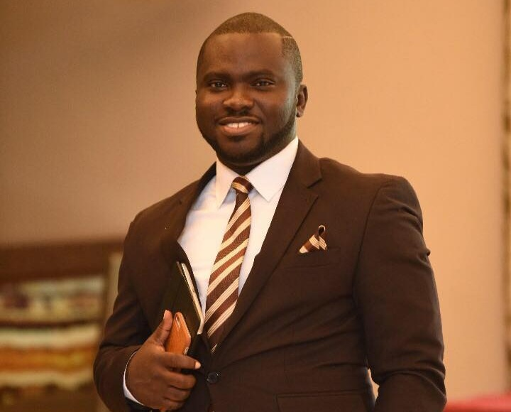 Photo: Jeremiah Buabeng (CEO, Buabeng Communications)