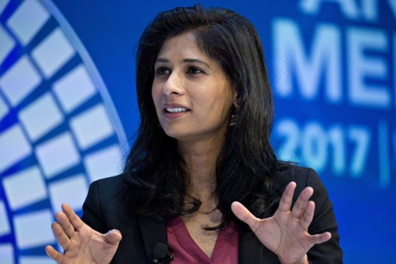 Photo: Prof. Gita Gopinath