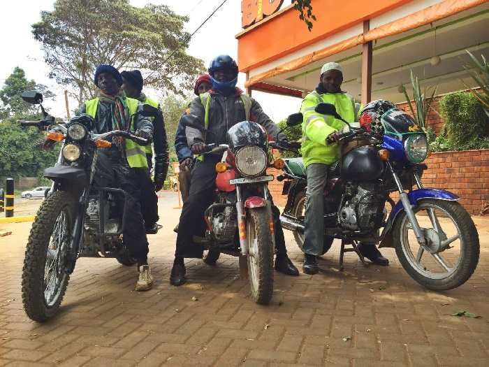 Google Introduces The First Motorbike Navigation Mode in Kenya