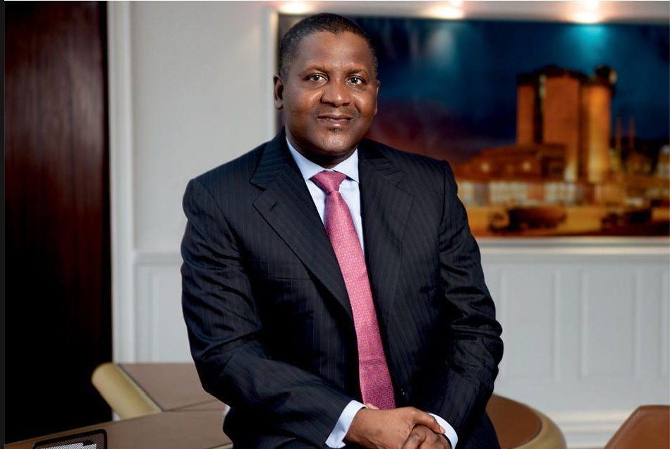 Aliko_dangote, Dangote cement, ghanatalksbusiness.com