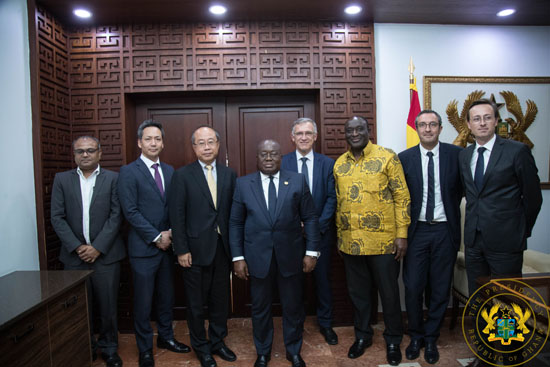 President_Akufo-Addo_with_Officials_from_Toyota_Tsusho_Corporation_CFAO_and_Suzuki_Motor_Corporation