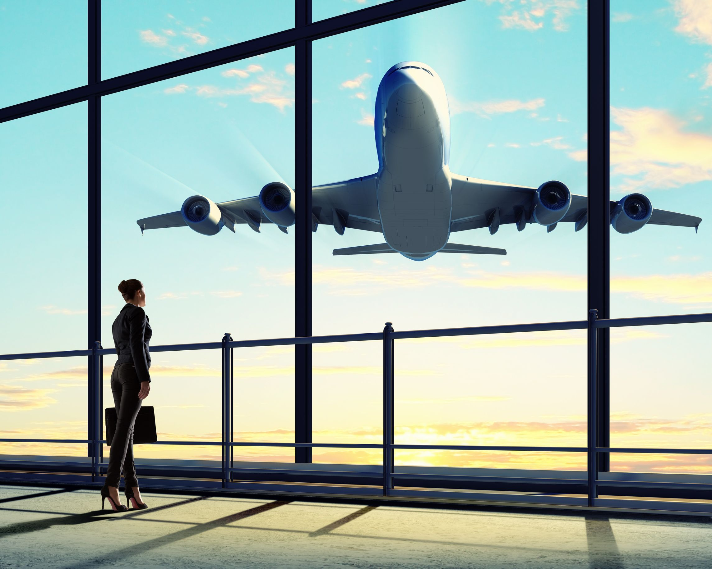 why airline travel for longer time