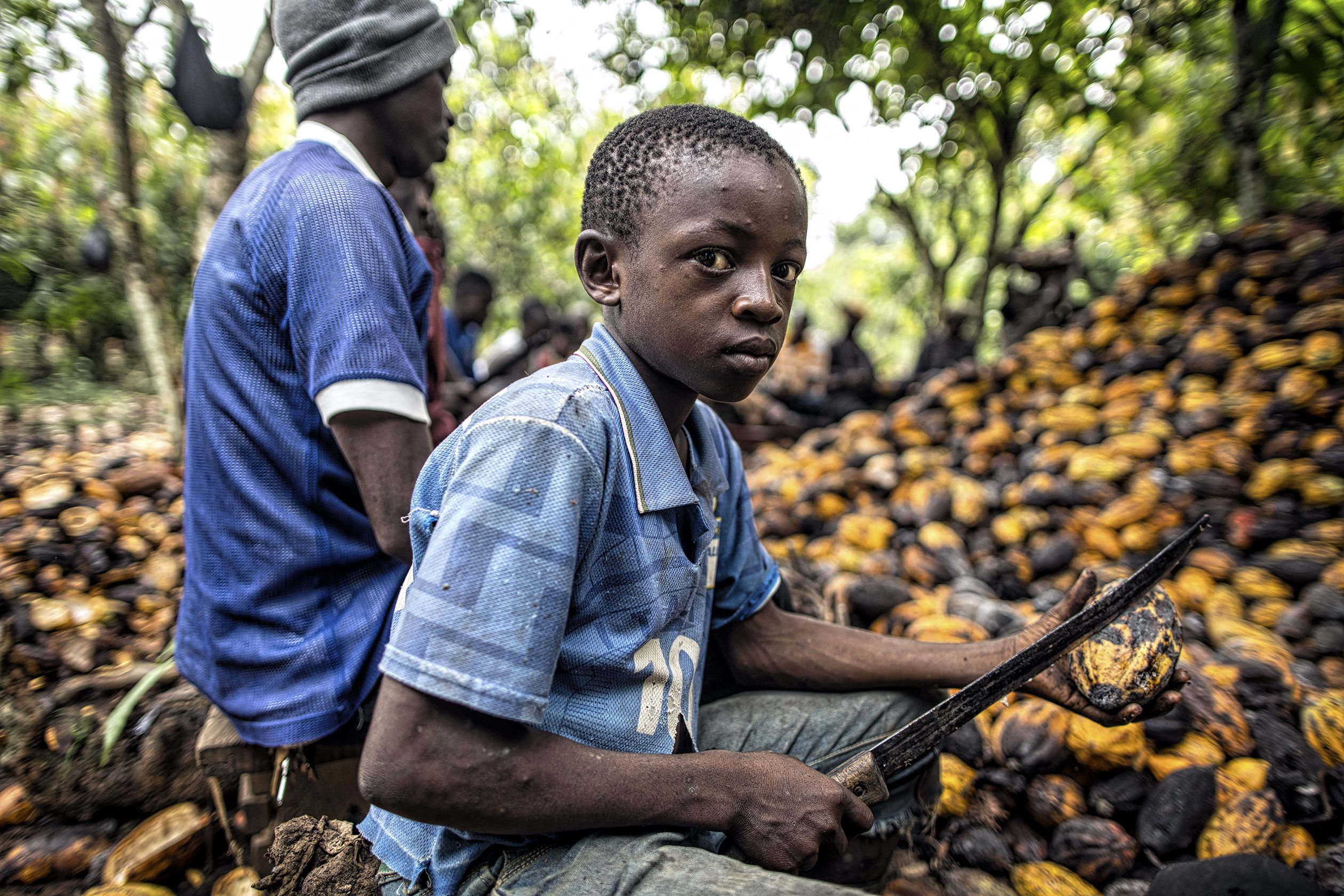 Ghana Child labour