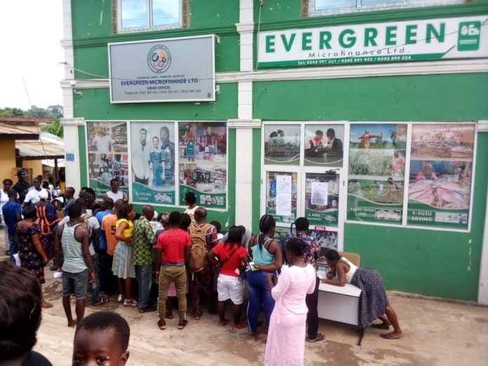 Evergreen_microfinance