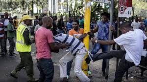 xenophobia in SOUTH Africa; ghanatalksbusiness.com