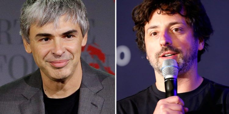 Google founders step down, Google strategy, ghanatalksbusiness.com