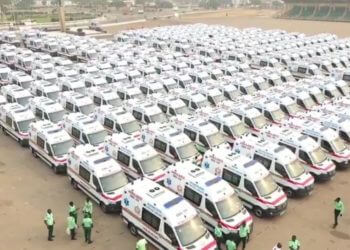 One Constituency, One Ambulance