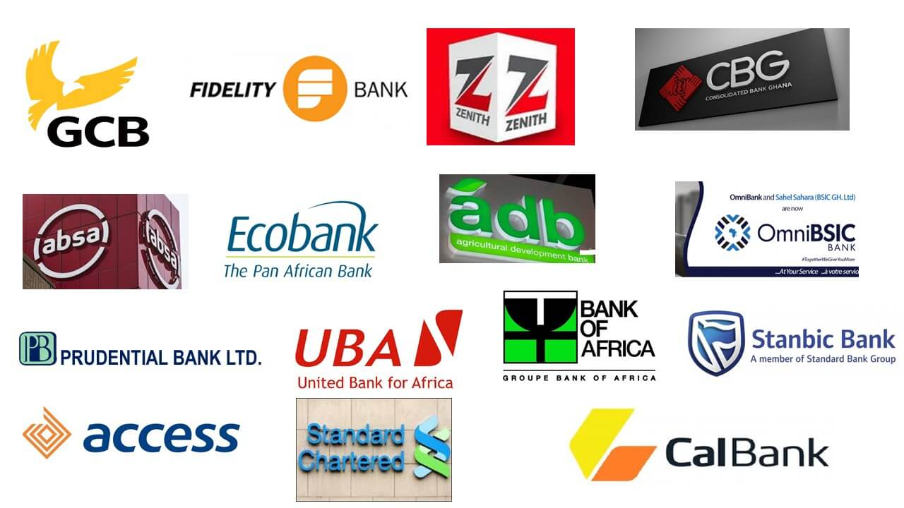 BoG Report: Here are the banks in Ghana that charges the highest fees