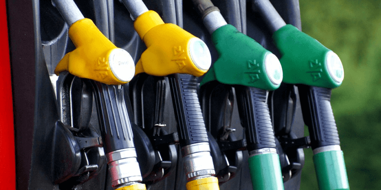 Fuel Prices in Jan