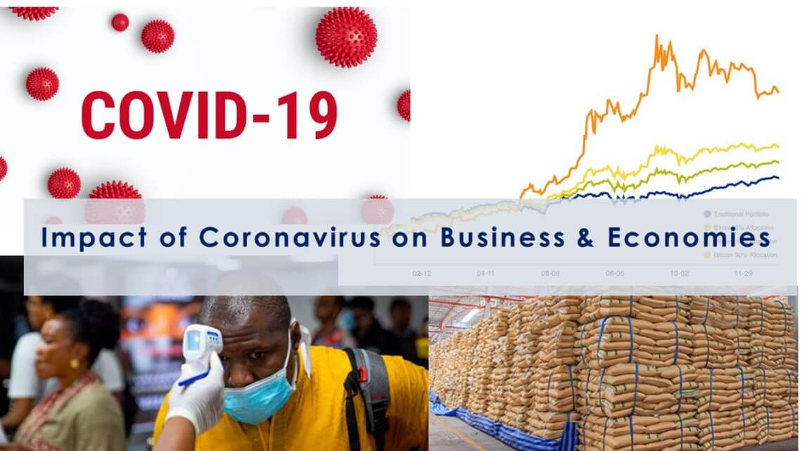 COVID-19 business update, Coronavirus, ghanatalksbusiness.com