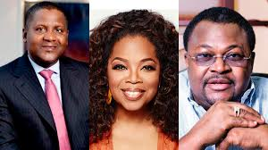 black billionaires in 2020